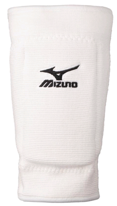 Mizuno 480121 T10 Plus Volleyball WHITE Kneepad