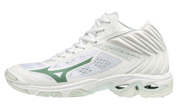 Mizuno 430280.0000 Women's Wave Lightning Z5 Volleyball Shoe Mid