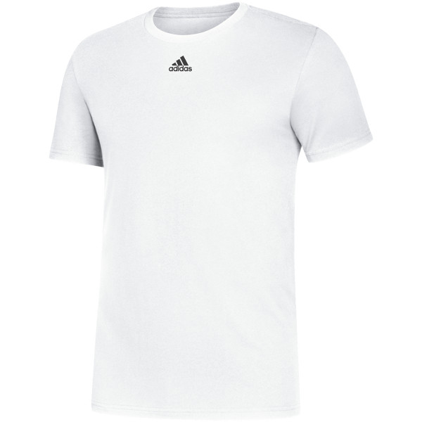 Adidas Youth Mens Volleyball Amplifier SS Jersey WHITE CL4585
