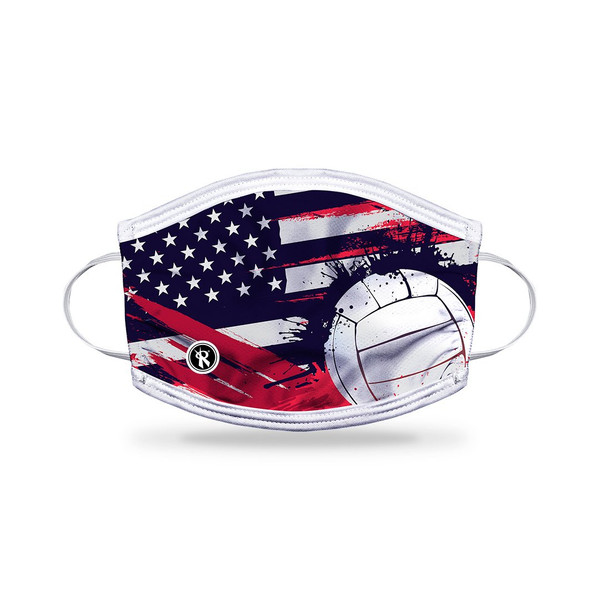 Rox American Volleyball 2-Layer Mask