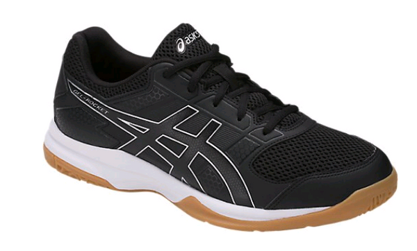 Asics B756Y.9090 Gel Rocket 8 Black