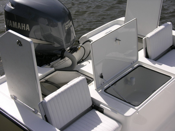 Coastal Bay Jump Seat lower/seat 2310