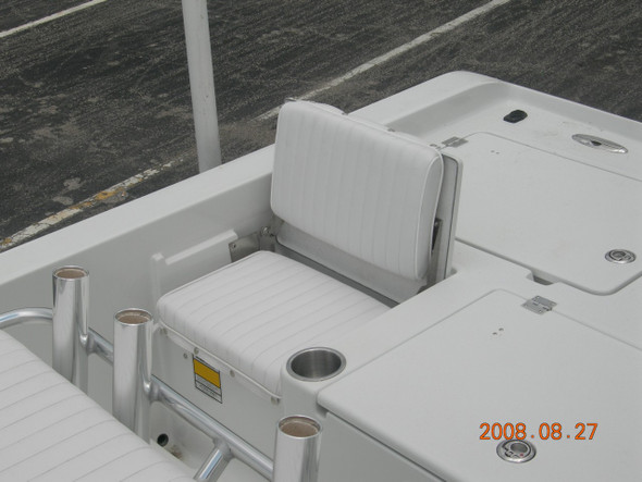 Coastal Bay Jump Seat lower/seat 2310