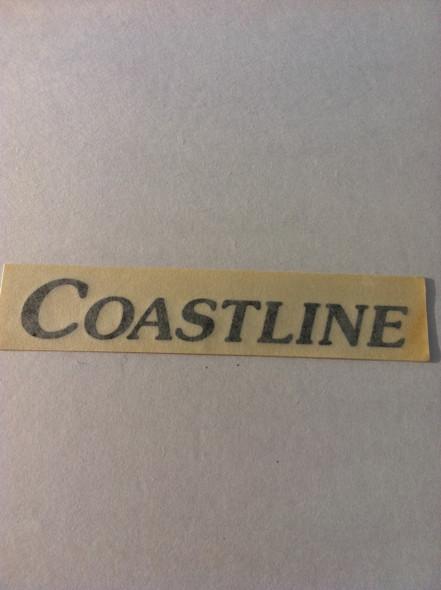 Coastline Decal Pair small