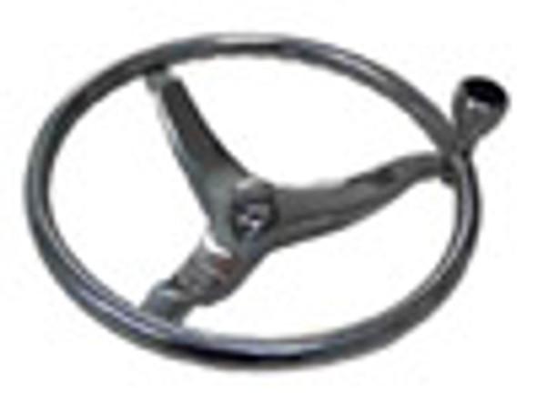 Steering Wheel 3 Spoke w knob