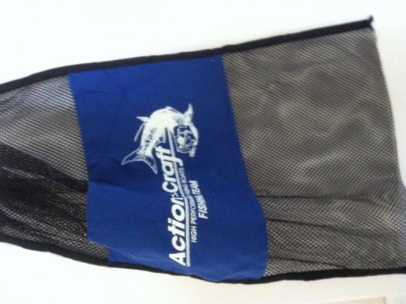 Action Craft nylon mesh equipment bag