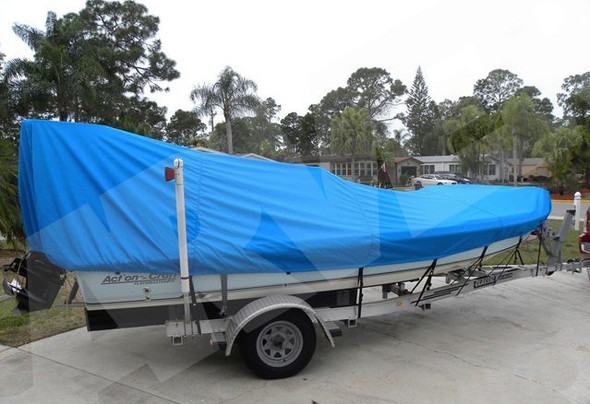 1910 Coastal Bay Semi Custom 5 Year Warranty Polyguard Cover