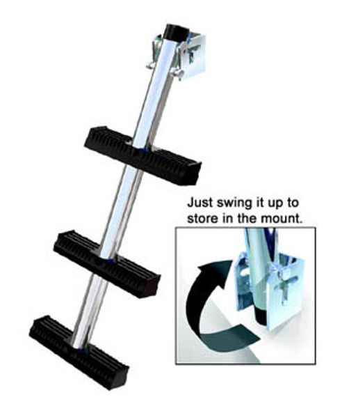"""Armstrong Ladder 3 step 34"""" tall"""