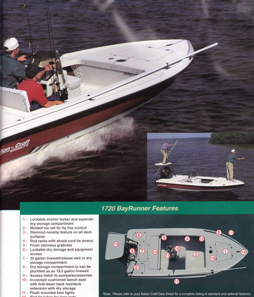 Old Boat Brochures