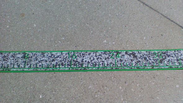 "36"" measure stick camo"