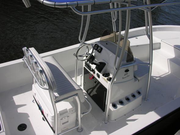 "Coastal Bay leaning post backrest cushion 36"" wide"
