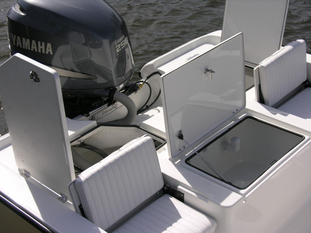 Coastal Bay Jump Seat upper/backrest 2310