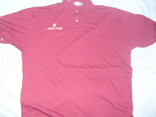 Action Craft short sleeve Outer Banks and Jerzees Brand 60%cotton 40%Polyester with Action Craft Logo