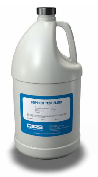 Doppler Test Fluid