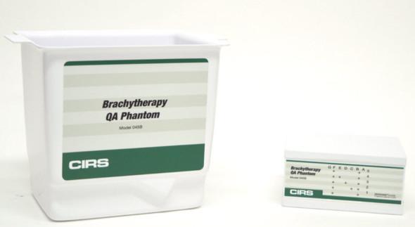 Brachytherapy QA Phantom