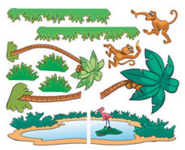 Jungle Theme Decal Kit