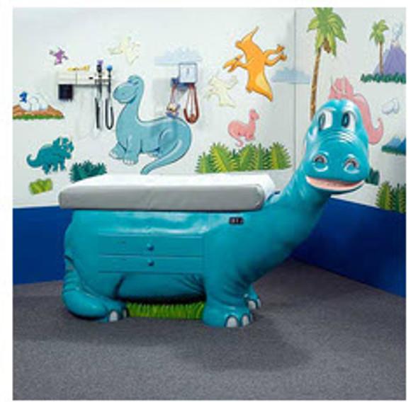 Dinosaur Theme Pediatric Environment Pack