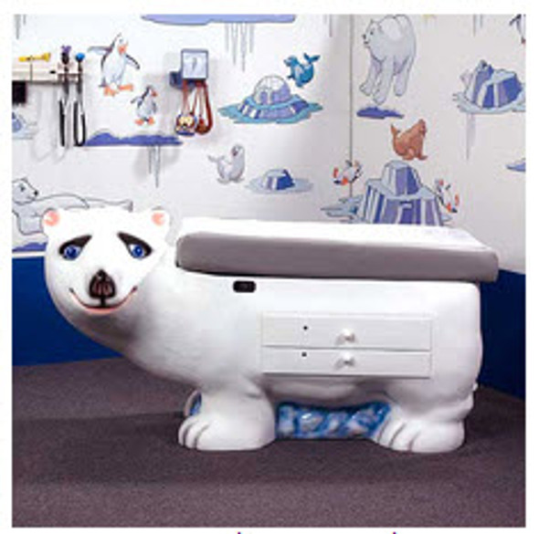 Puppy Theme Pediatric Environment Pack