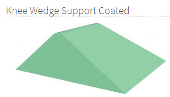 Knee Wedge Support Coated - YCAJ