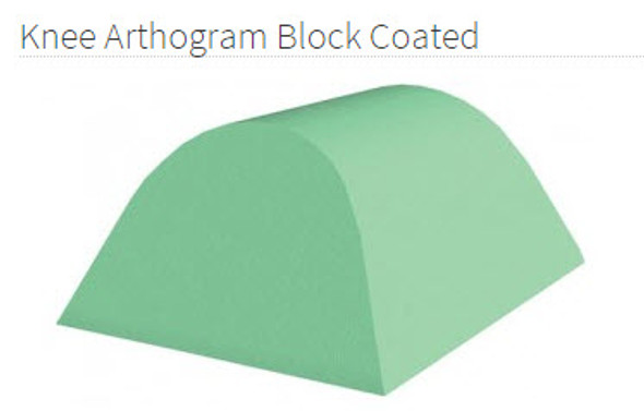 Knee Arthogram Block Coated - YCAH