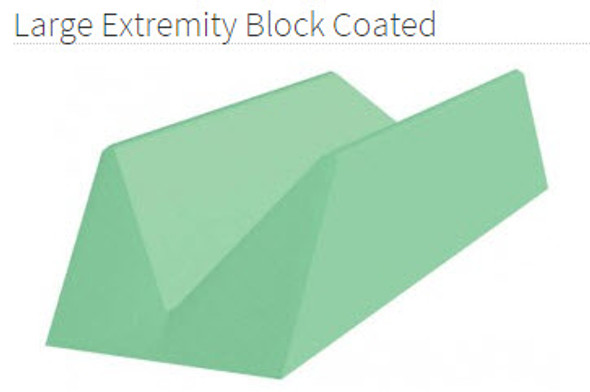 Large Extremity Block Coated - YCCC