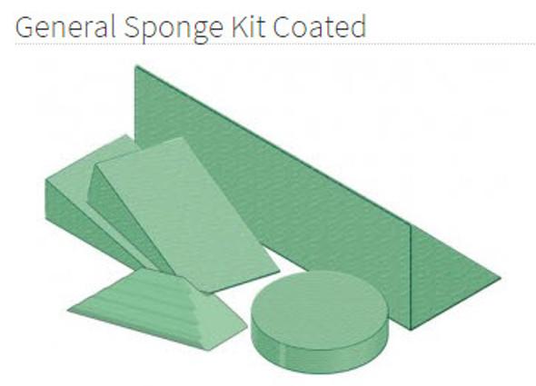 General Sponge Kit P Coated - YSGP