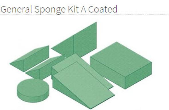 General Sponge Kit A Coated - YSGA