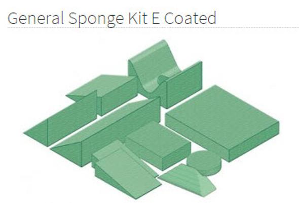 General Sponge Kit E Coated - YSGE