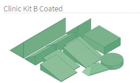 Clinic Kit B Coated - YSCB