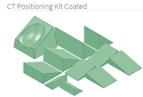 CT Imaging Sponge Kit Coated - YSCT