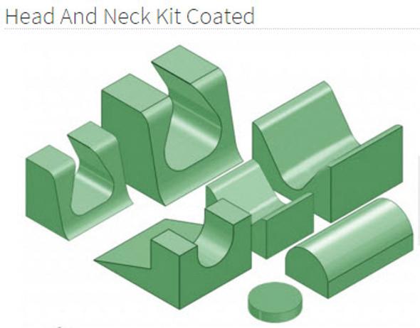 Head & Neck Kit Coated - YSHA