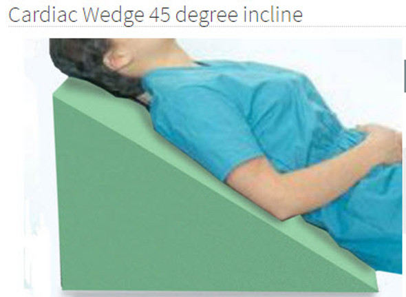 45 Degree Cardiac Wedge Coated - YCDA