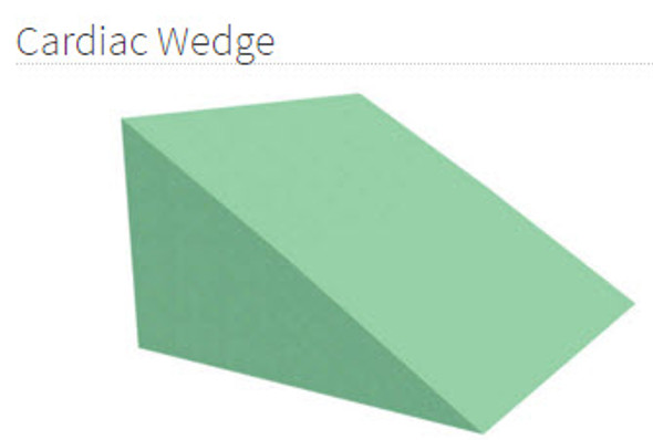30 Degree Cardiac Wedge, Coated - YCDB