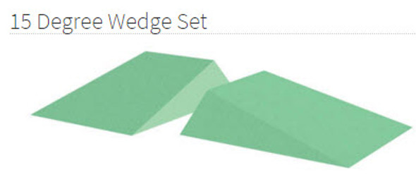 15 Degree Wedge Set Coated - YCBI