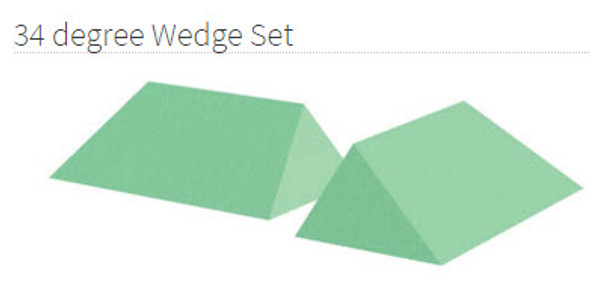 34 Degree Wedge Set Coated - YCBE