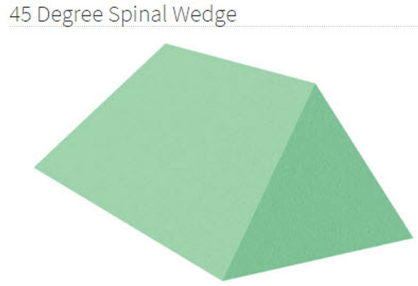 45 Degree Spinal Wedge Coated - YCBB