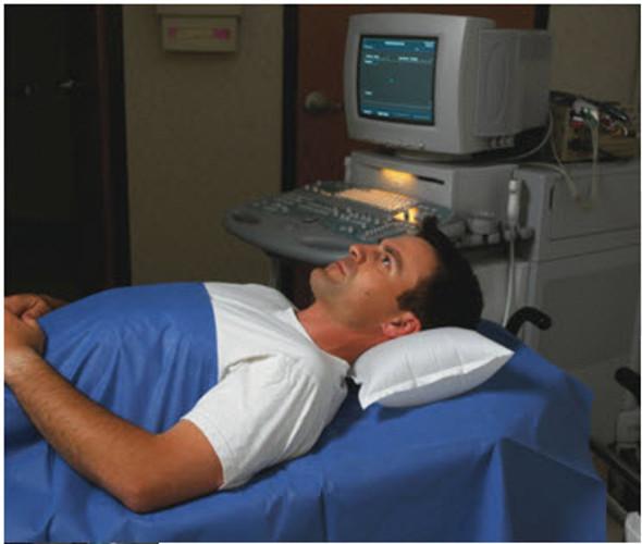 Ultrasound Disposable Pillow