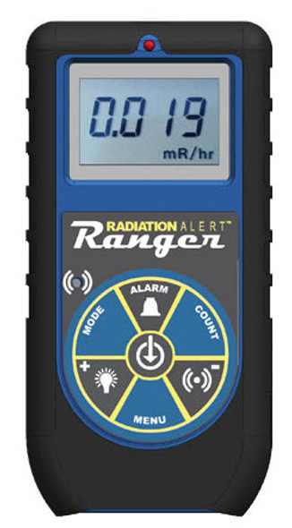 The Ranger  -  Radiation Survey Meter