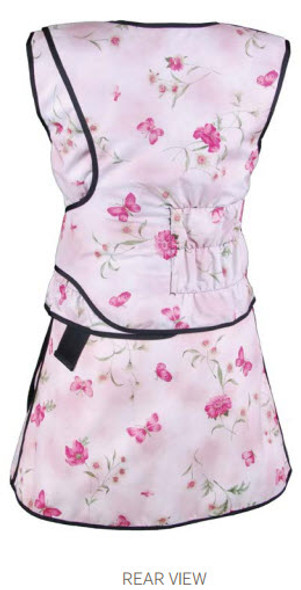 Mix & Match Reverse Vest & Full Overlap Skirt with Velcro Closure