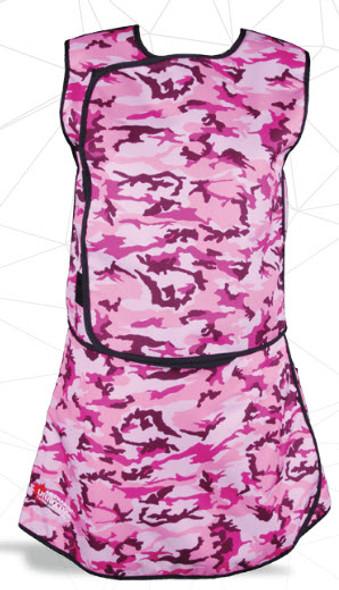 Mix & Match Full Overlap Vest & Skirt with Velcro