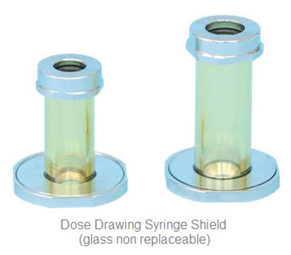 Dose Drawing Syringe Shields