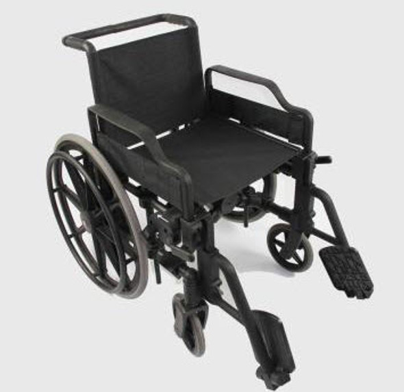 MRI Safe Plastic Manual Wheelchair