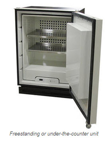 New! Lead Lined Refrigerator