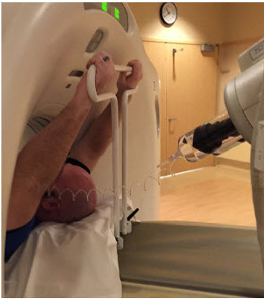 NEW! Arm Holder for PET/CT