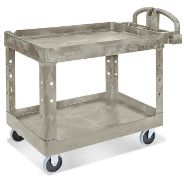 Heavy Duty Utility Cart, Beige