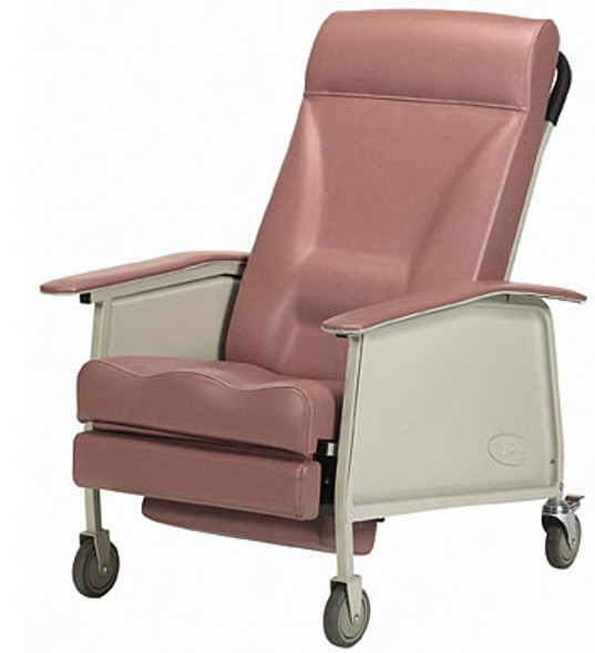 Deluxe Wide Three- Position Recliner