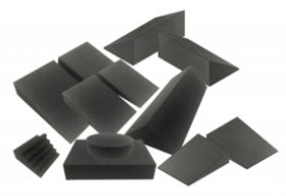 Closed Cell Sponge Kit Bundle B - Charcoal Grey