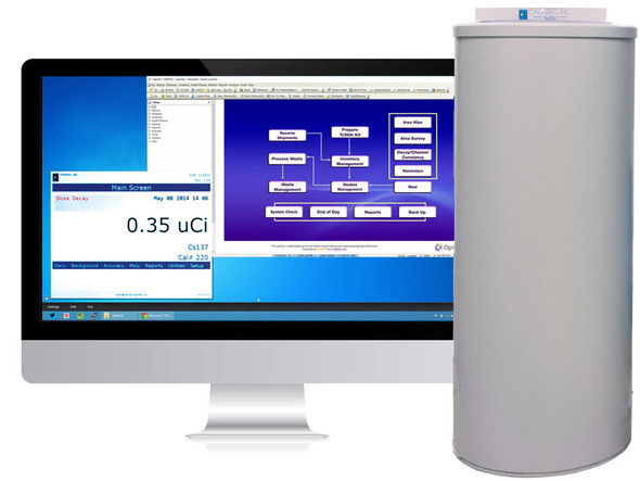 NEW! CRC®-OPT-4 Smart Dose Calibrator