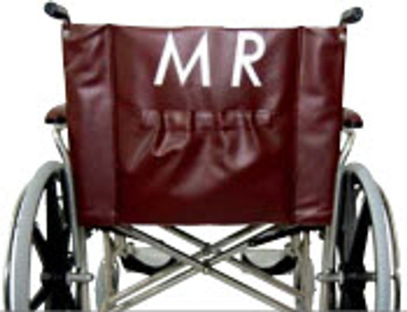"18"" Wide MRI Wheelchair with Fixed Footrest"
