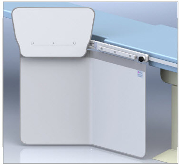 Lower body x-ray shield 312/E-016